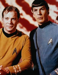 Star Trek - William Shatner, Leonard Nimoy