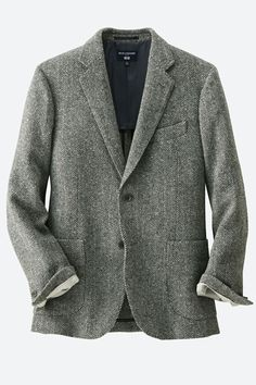 "French designer Ines De La Fressange is teaming up with Uniqlo on her first ever line of menswear - and it's seriously good. From the cool overcoats to the tailored trousers, all the items are injected with that laid-back Parisian vibe the French fashion scene does so well. We especially like the wool blazers. [note]£99.90. Available from 31 August at [link url=""https://www.uniqlo.com""]uniqlo.com[/link][/note]"