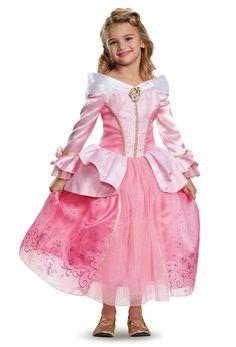 Sleeping Beauty Winter Wonderland Disney Princess Aurora Fancy Dress Costume