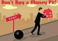 First Time Home Buyer Mistakes to Avoid Buying a Money Pit: www. - First Home Buying - Ideas of First Home Buying - First Time Home Buyer Mistakes to Avoid Buying a Money Pit: www. Buying A Condo, Home Buying Tips, Buying Your First Home, Home Buying Process, Profit And Loss Statement, Apply For A Loan, Changing Jobs, First Time Home Buyers, Real Estate Tips