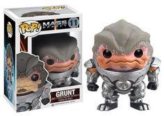 Mass Effect - Grunt Pop! Vinyl Figure