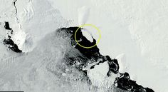 Watch the #Birth of a New #Iceberg (GIF). #science