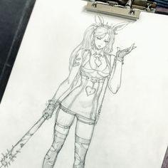STATO / FANTASY character sketches by Stato Ozo on ArtStation.