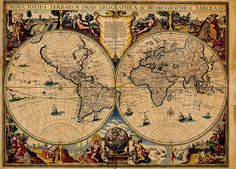 Image: Old map