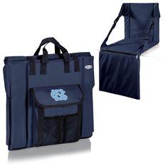 The North Carolina Tar Heels Stadium Seat adds comfort to stadium seating or bleachers