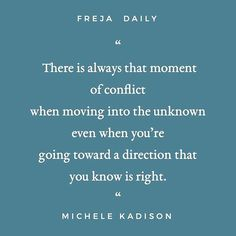 "Today on Freja Daily: Michele Kadison, tells her story transitioning from dancer to founder of ""Body Activation"" and shares some knowledge on how we can make our work life easier by acknowledging and releasing the tensions in our body. #stayhealthy"