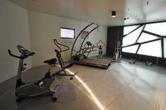 Globetrotter - Sieht aus wie ein Fitnessstudio – ist auch eins. Nur dass man hier auch Arktis und Everest simulieren kann. | Foto: Michael Neumann