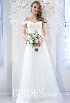 Brides.com: Spring 2017 Wedding Dress Trends Wedding dress by Gala by Galia LahavPhoto: Luca Tombolini / Indigitalimages.com