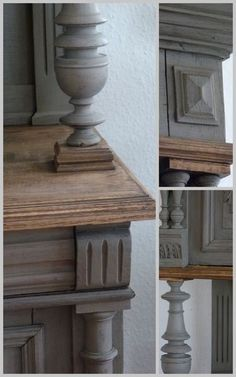 Old Furniture, Furniture Styles, Upcycled Furniture, Furniture Projects, Furniture Makeover, Painted Furniture, Shabby Chic Antiques, Apartment Goals, Julien