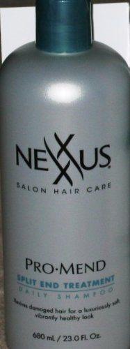 Nexxus Pro-Mend Split End Treatment Shampoo 23fl oz. >>> Visit the image link more details.