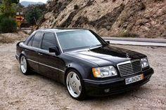 1995 Mercedes-Benz E500 W124 [750x499] via Classy Bro
