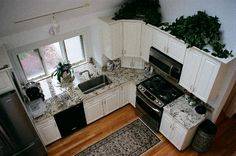 Ideas for Kitchen Layout