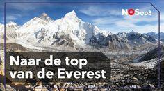 Dit is de loodzware tocht naar de top van de Everest | NOS op 3