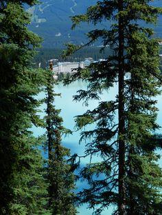 Chateau Lake Louise, Banff CNP