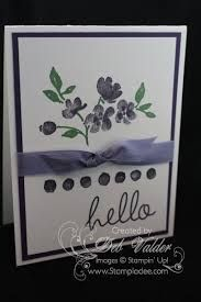 Image result for stampin up painted petals