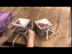 ▶ Fold Over Box - YouTube