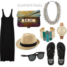 Rainy Day Music Festival Style