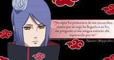 Naruto Shippuden Acatsuki Frases