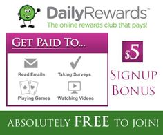 Sign Up and Get a $5 Bonus  http://free.ca/rewards/sign-up-and-get-a-5-bonus/