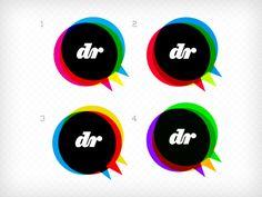 DR Logo — WIP