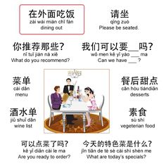 Mandarin Chinese From Scratch: Chinese Vocabulary – Eating Out