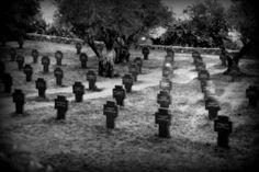 Cementerio Militar Aleman Cruces en el olivar