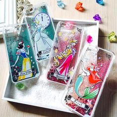 Compatible iPhone Model: iPhone 6 Plus,iPhone 6s,iPhone 6s plus,iphone 7 Plus,iPhone 6,iphone 7,iPhone SE Features: Liquid Quicksand Function: Dirt-resistant,Anti-knock Design: Exotic,Glossy,Cute,Patterned,Transparent Type: Fitted Case Size: 4.7 inch / 5.5 inch Function: Dirt-resistant Available Colors: Snow White, Ariel, Cinderella, Rapunzel ***Free Shipping on ALL Orders*** Estimated delivery time: 12-20 days
