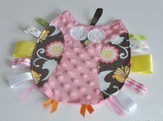 Owl sensory toy