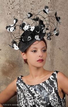 Vivien Sheriff Millinery - Hats and Headpieces 68da867908f