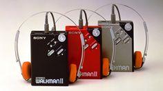 Product Design WM-2 ウォークマンII