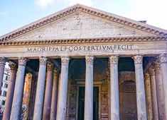 The Pantheon in Rome, Italy by My Aspiring Soulful Life on @creativemarket #myaspiringsoulfullife #wanderlust #travel #pantheon #rome #italy #photography #architecture For more inspiration visit myaspiringsoulfullife.com.