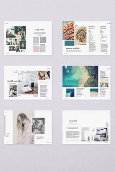 Lifestyle Magazine - Hasia --- HASIA Lifestyle Magazine has been hand-crafted to present your articles and ideas beautifully. Designed with general lifestyle Interior Design Magazine, Magazine Layout Design, Editorial Design Magazine, Magazine Layouts, Design Lab, Book Design, Cover Design, Design Design, Essay Layout