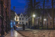 All things Europe — Bruges (by manueldepano)