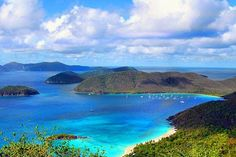 St. John, USVI Photos at Frommer's - A view of Cinnamon Bay in St. John, USVI. Photo by jocovp/Frommers.com Community