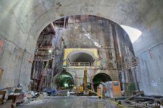 ニューヨーク地下鉄工事