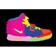 pretty nice 5316c f34f4 East Urban Home  Air Yeezy 2  Graphic Art on Wrapped Canvas