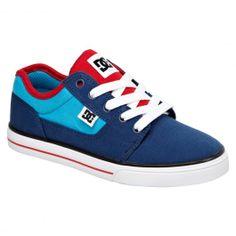 DC Shoes Bristol Canvas blue red chaussures de skateboard pour garçons 55,00 € #dc #dcshoes #dcshoecousa #dcskateboarding #skateshoes #skate #skateboard #skateboarding #streetshop #skateshop @April Gerald Skateshop