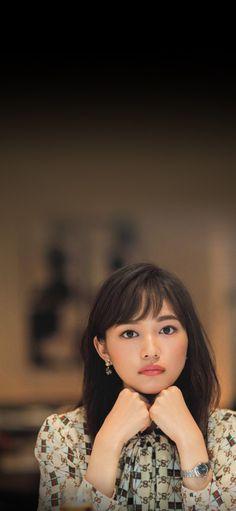 スマホの壁紙 - Wallpaper for smartphone - Android, iPhone Japanese Beauty, Asian Beauty, Deep Autumn, Beauty Women, Actors & Actresses, Beautiful Women, Celebs, Female, Lady
