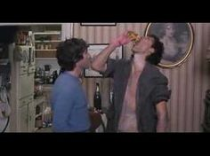 """Withnail And I - """"I demand to have some booze!"""" - Withnail hits the lighter fluid"""