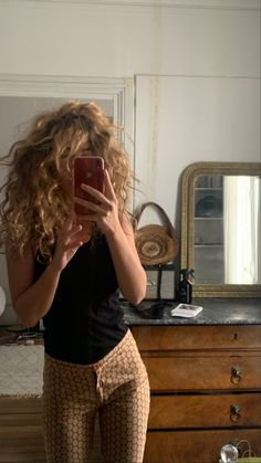 Cabelo Inspo, New Hair, Your Hair, Estilo Hailey Baldwin, Curly Hair Styles, Natural Hair Styles, Foto Casual, Aesthetic Hair, Tips Belleza