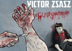 - Day Victor Zsasz by BloodySamoan on DeviantArt Comic Book Villains, Dc Comics Characters, Comic Books, Fictional Characters, Batman Universe, Dc Universe, Anthony Carrigan, Victor Zsasz, Arkham Asylum