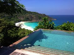 Higher Tourism The Villas at the Four Seasons in Seychelles