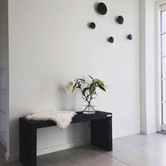 Bænke laves på mål priser fra 750kr repost fra @christina_marias_ #lutherdesign #traller #trallebænk