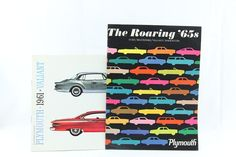 2-vintage-automobile-car-brochure-1965-plymouth-roaring-65-s-and-1961-galiant-1c35c7b695d800112ffa3ed73fd51797.jpg (1600×1066)