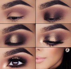 Best Wedding Makeup For Brown Eyes Round Face Hair Colors Ideas Best Pictur. - Best Wedding Makeup For Brown Eyes Round Face Hair Colors Ideas Best Picture For Wedding Make - Maybelline Eyeshadow, Eyeshadow Tips, Gold Eyeshadow, Eyeshadow Makeup, Eyeshadow Palette, Simple Eyeshadow, Best Eyeshadow For Brown Eyes, Everyday Eyeshadow, Neutral Eyeshadow
