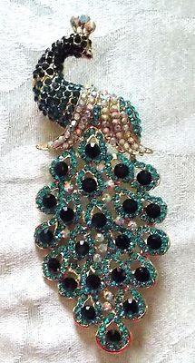 Murano Peacock