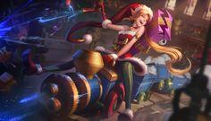 ArtStation - Ambitious Elf Jinx, Jem Flores