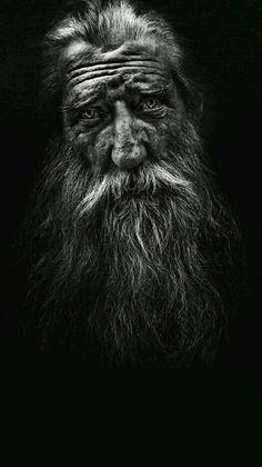 La mirada humilde de un corazón puro.