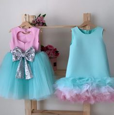 64 Best baby party dresses images in 2019 Baby Girl Party Dresses, Little Girl Dresses, Baby Dress, Girls Dresses, Flower Girl Dresses, Baby Girl Dress Patterns, Kids Gown, Kids Frocks Design, Frocks For Girls