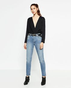 Image 1 of SPECIAL EDITION BODYSUIT from Zara